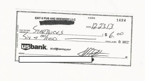 Brewer Responds To Starbucks Over Beer Name
