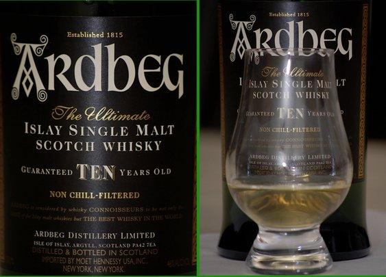 Whisky Review – Ardbeg 10