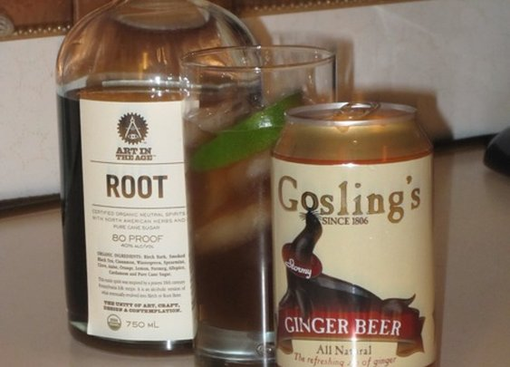 Cocktail Review – Root 'N' Stormy!