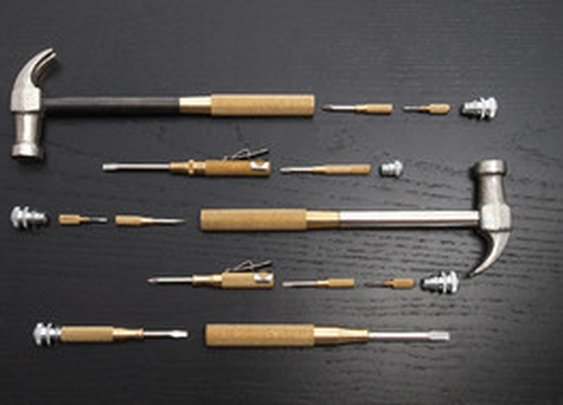 MIller Casting Products - Vintage tools made from 100 year old molds.