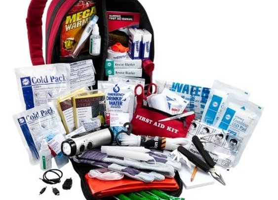 REI Emergency Kit