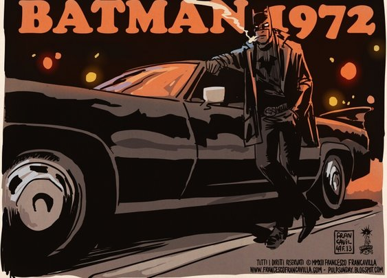 Batman 1972 | The Coolector