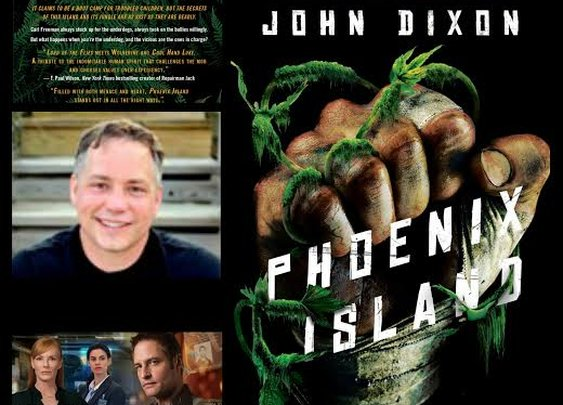 Announcing the PHOENIX ISLAND - Signed Book Giveaway! : 101 or Less