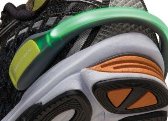 LightSpur enlightens your heels