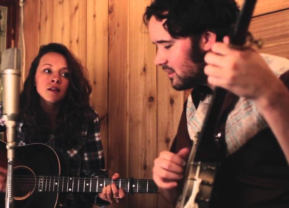 "Mandolin Orange ""Cavalry"" (Thrown Stone Films) - YouTube"