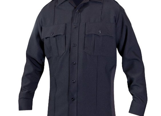 Blauer SuperShirt Police Uniform Shirt Demonstration [VIDEO] | On Duty Gear Blog