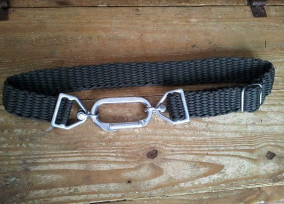 Paracord Belt, Carabiner Buckle 3.0 and 3.1…