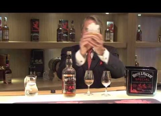 How to drink whisky by Richard Paterson