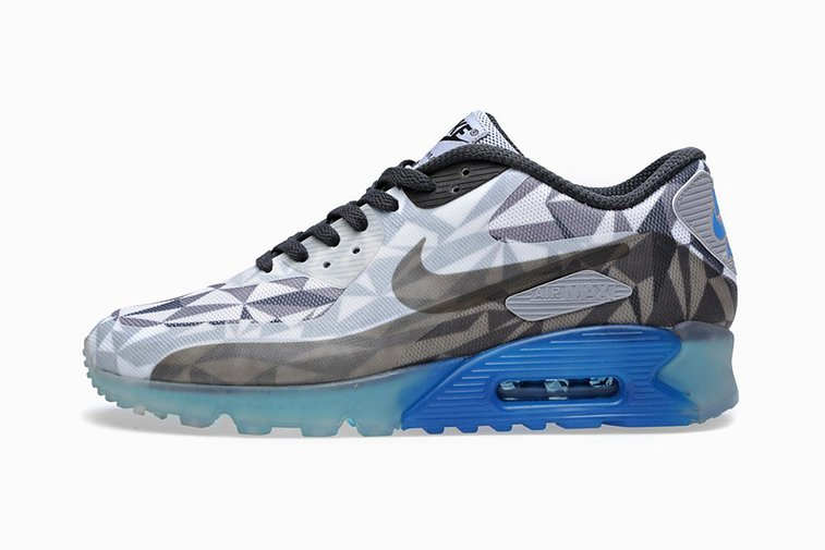 new product e542c a633d Nike Air Max 90 Ice