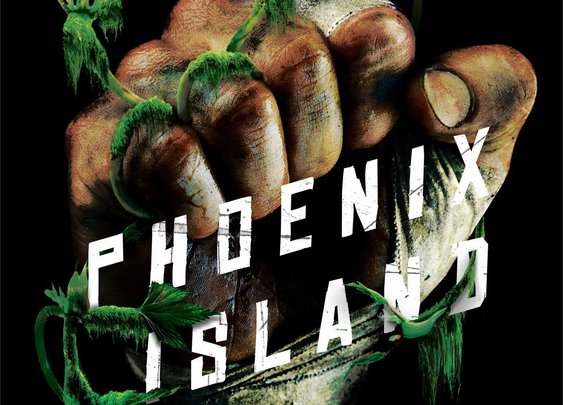 Phoenix Island Signed Book Giveaway : 101 or Less