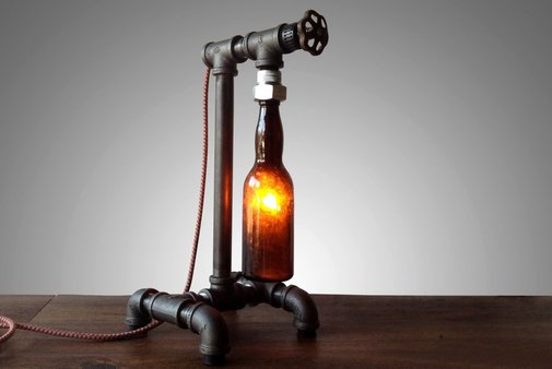 Industrial Brewery Lamp