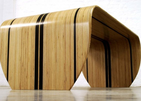 Surf-ace Table and Bench: Have A Gnarly Thanksgiving, Dude