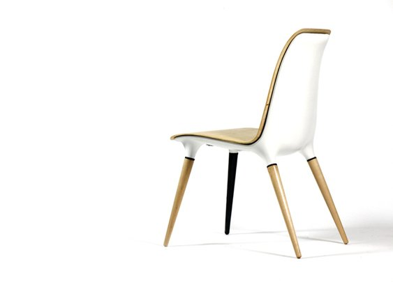 Tres Chair Design by Emmanuel Carrillo