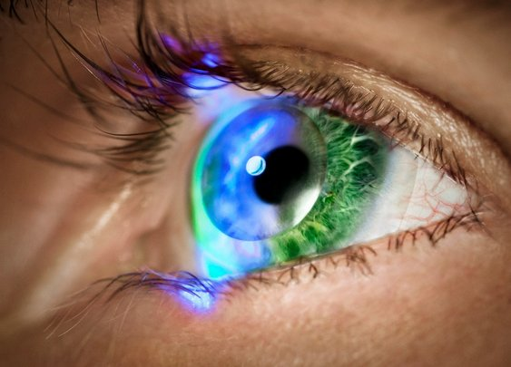 Augmented-Reality Contact Lenses - BonjourLife