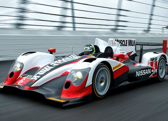 Nissan Returns