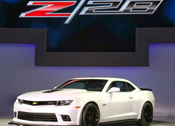 Chevy Announces 2014 Camaro Z/28 Pricing | Vic Canever Chevrolet Blog