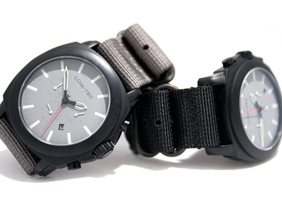 Lum-Tec x DSPTCH M46 Chronograph Watch | The Coolector
