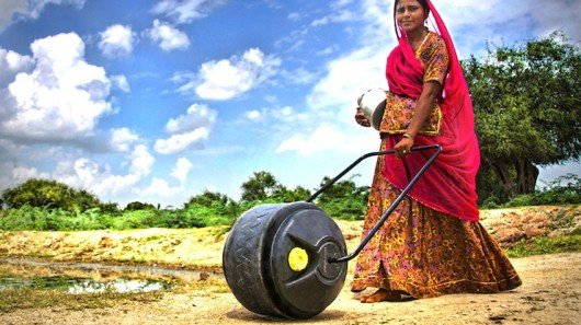 WaterWheel aims to lighten the load for women in developing nations