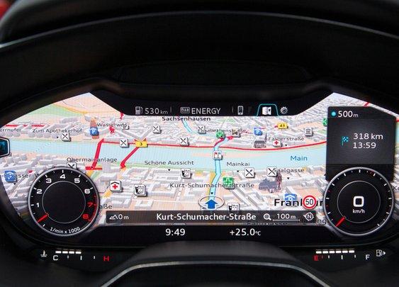 Audi's Virtual Cockpit Is The Amazing Future Of Automotive Infotainment