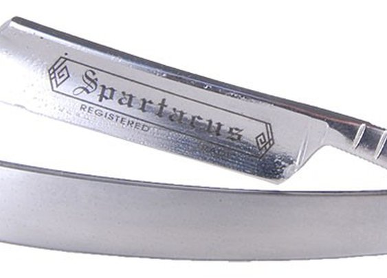 Thiers Issard Stainless Steel Straight Razor