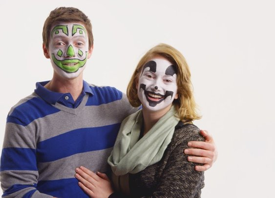 Funny Mock Dating Site for Insane Clown Posse Fans