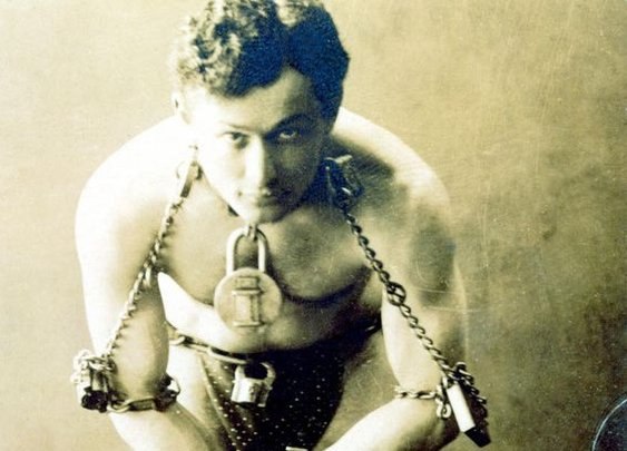 Harry Houdini Died from a Punch
