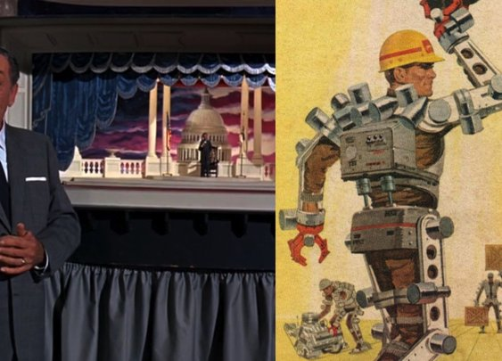 The Military Once Asked Walt Disney to Build Real-Life Iron Man Suits