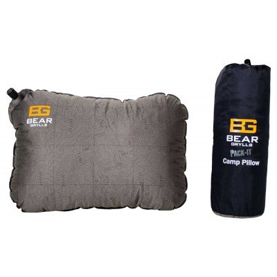 Bear Grylls Pack-It Camp Pillow