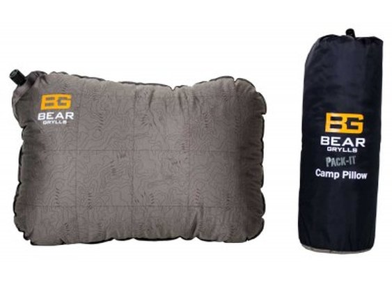 Bear Grylls Pack-It Camp Pillow