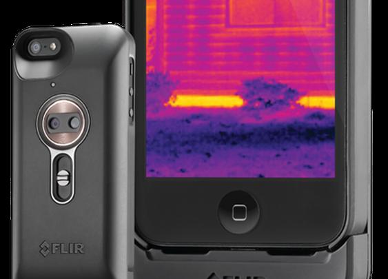 FLIR ONE™ personal thermal imager by FLIR® - $350