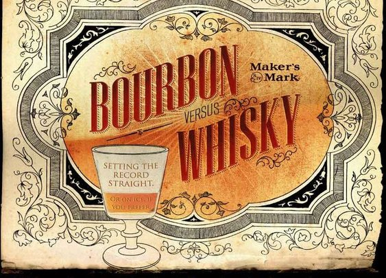 Bourbon vs Whiskey