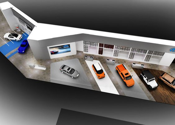 Mopar opening Custom Shop at Cobo - Autoblog