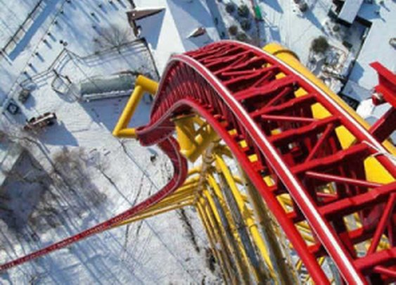 World's Best Steel Roller Coasters | How to Grow a Moustache