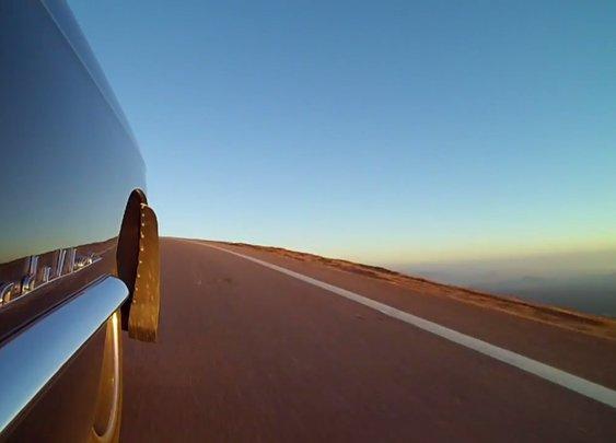 '49 Cadillac at Pikes Peak - Video - Road & Track