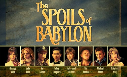 The Spoils of Babylon Will Leave You Breathless : 101 or Less
