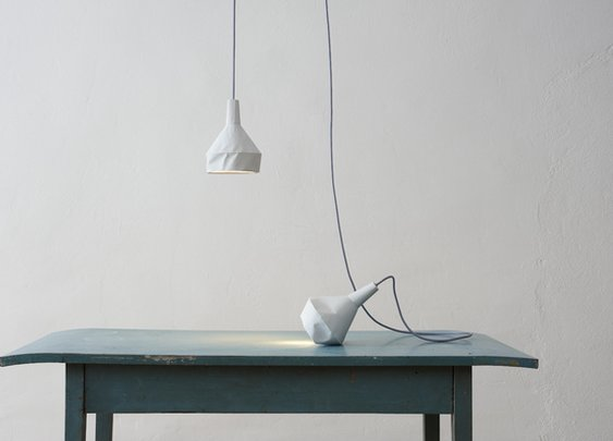 Like Paper Lamp Design by Miriam Aust and Sebastian Amelung