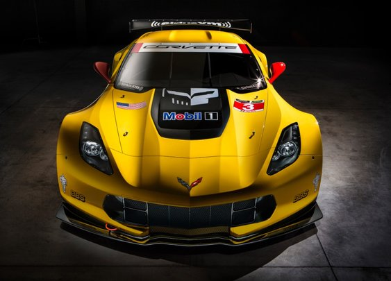 Corvette C7.R Race Car Gets Green Light at 2014 NAIAS - The News Wheel