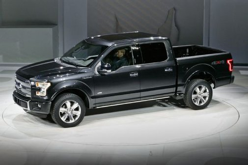 2015 Ford F-150 First Look