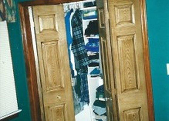 Widening a Closet Door | Thumb and Hammer