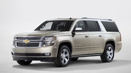 2015 Chevrolet Suburban | Automobile Magazine
