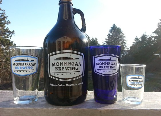 Monhegan Brewing Co. in Maine