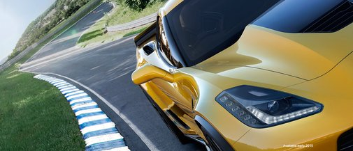 Corvette Z06 Supercar Reveal at the 2014 NAIAS | Chevrolet