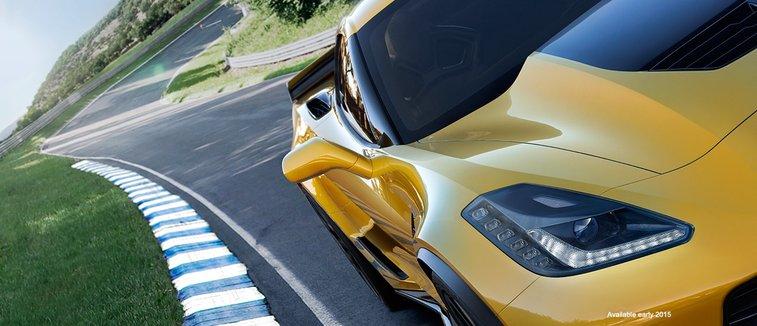 Corvette Z06 Supercar Reveal at the 2014 NAIAS   Chevrolet