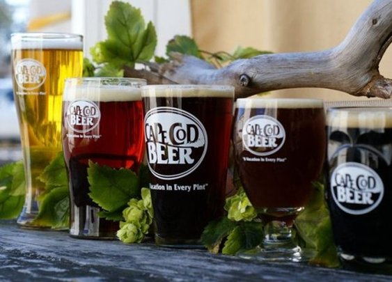Cape Cod Beer | A Vacation in Every Pint