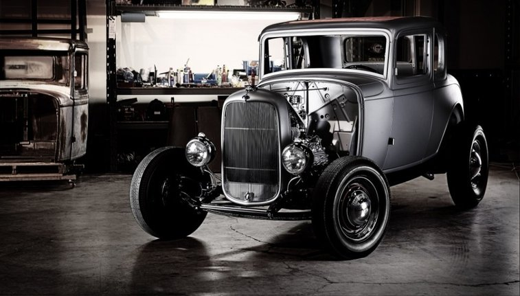Ford's Cloning Program Yields The 1932 Coupe
