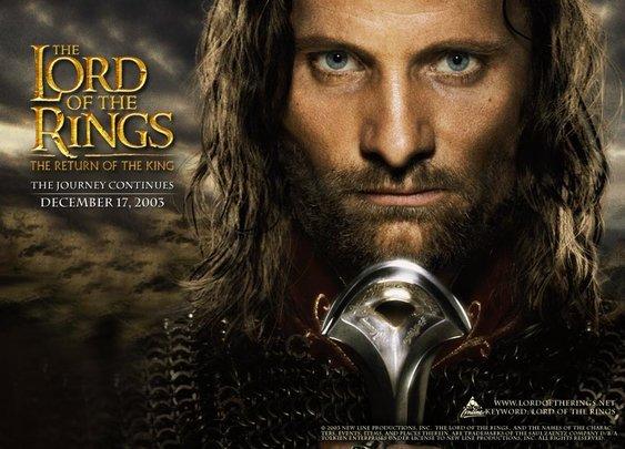 Blog of Manly  » Favorite Movie Scene: Ride of the Rohirrim