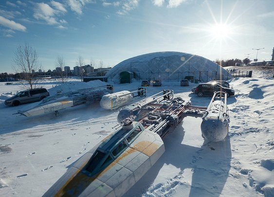 These Photos Of Star Wars Toys Make The Galaxy Come Alive