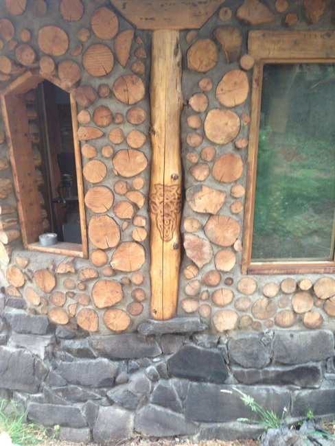 Don Noe's $3500 Cordwood Shed Is Breathtaking!