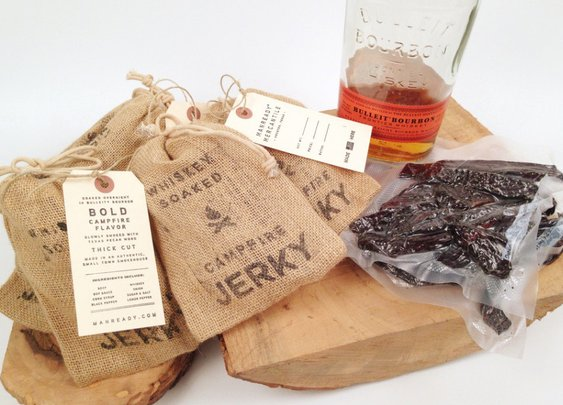 Whiskey Soaked Campfire Jerky Won't Get You Drunk...We Think