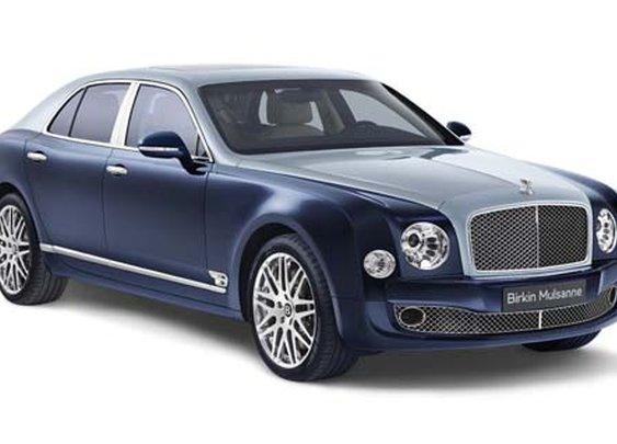 Bentley Introduces Limited Edition Birkin Mulsanne